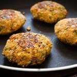 Fried-veggie-burger