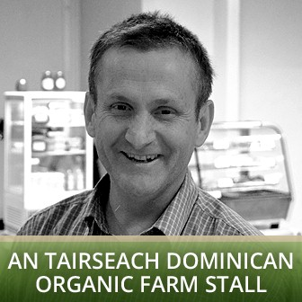 An Tairseach Dominican Ecology Centre Organic Farm Stall