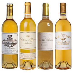 Sauternes and Barsact