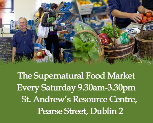 The Supernatural Food Market