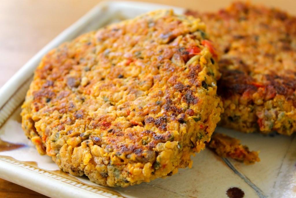 lentil-vege-burgers